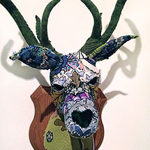Textile Tiere - Bryony Rose