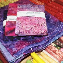 Stoffe, Patchwork & Quilts