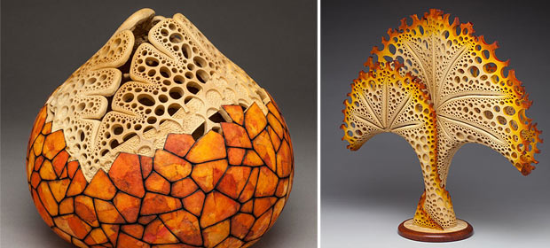 Gourds Artwork Doolittle