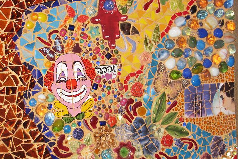 Mosaik Nira Ben David-Peled