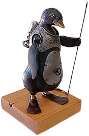 Fisher Penguin