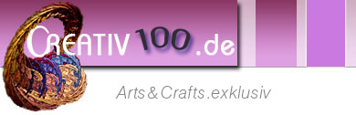 Creativ100 - Arts & Crafts .exklusiv